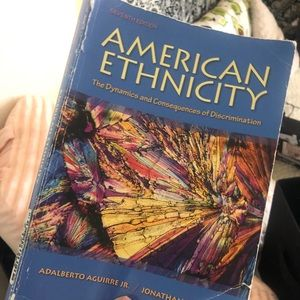 American Ethnicity text book